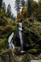 Herbst in Triberg