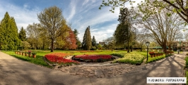 Lahr Stadtpark Panorama