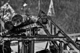 Sägewerk im Schwarzwald