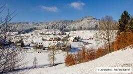 Jahreszeiten-Winter